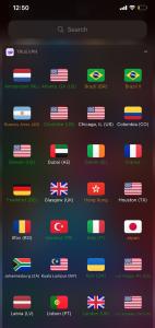 TrueVPN for iOS 14
